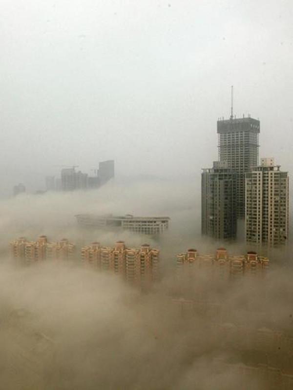 CO2. El estado general de la contaminación del aire urbano en España