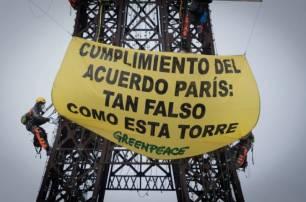 La sociedad civil y ONG's recuerdan que el 'Acuerdo de París' se suscribió para cumplirlo