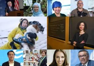 La revista 'Nature' reconoce a las diez personas más 'influyentes'