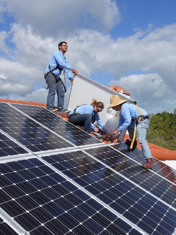 Paneles solares en tu hogar ¿por qué no?