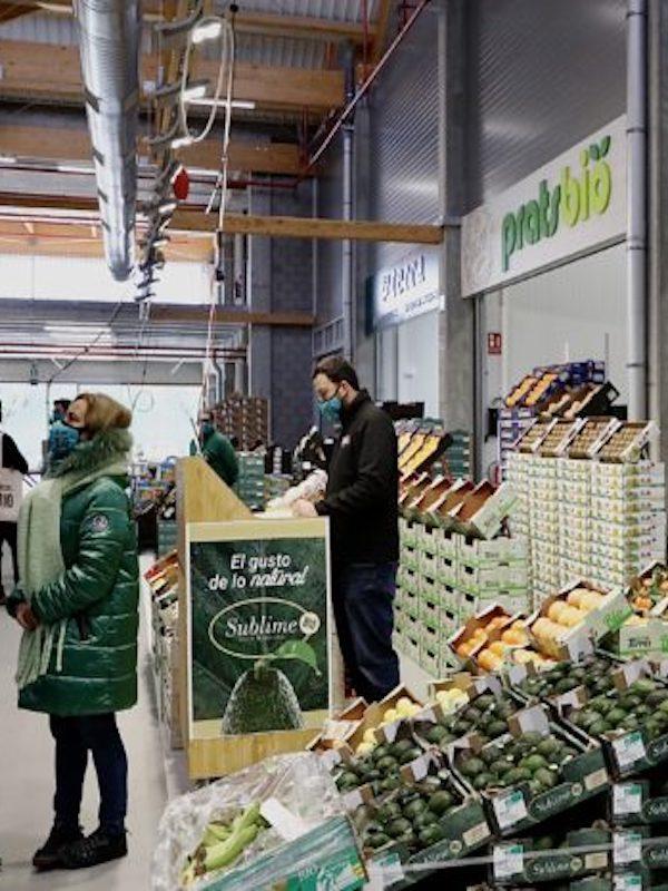 Biomarket acerca los alimentos sostenibles a la ciudadanía