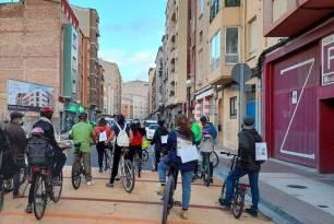 La Rioja apoya el eje ciclista de Logroño