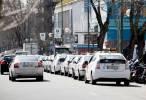 CO2, taxis de Madrid seguirán con coches de más de 10 años