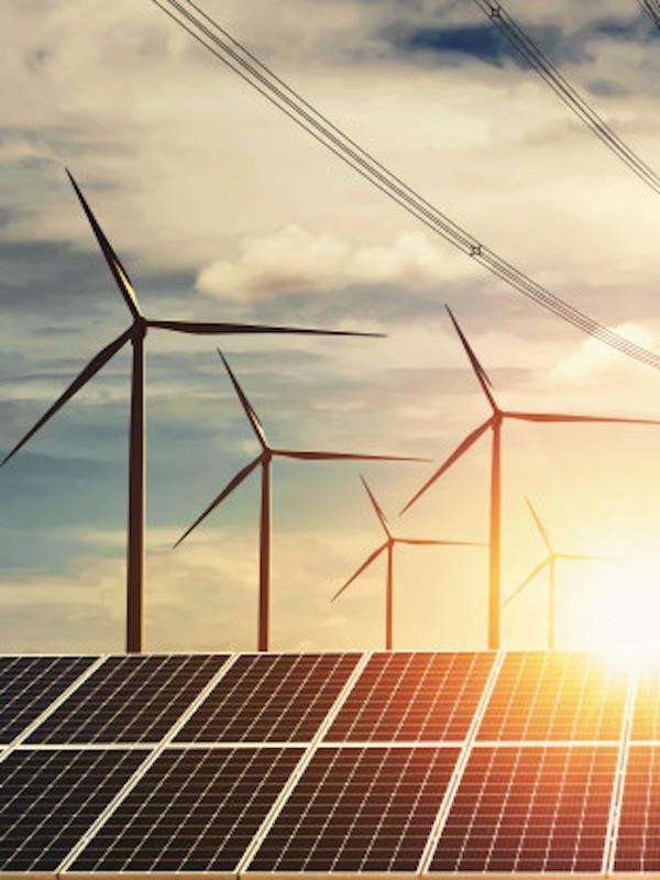 Andalucía 'reina' en el consumo de energías renovables