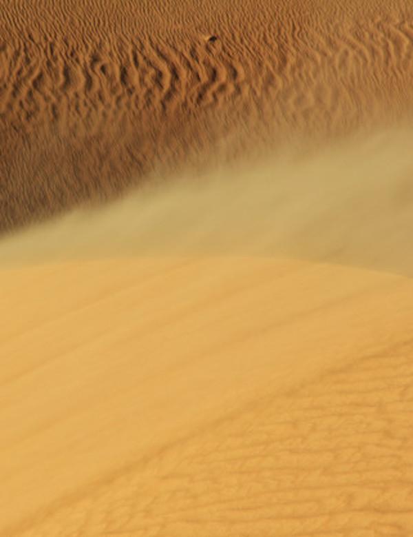 El polvo del Sáhara es 'letal' para tu corazón