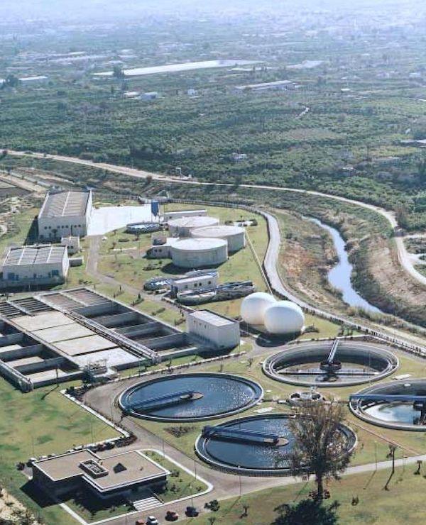Con tecnologías verdes es posible recuperar energía y nutrientes aprovechables de las aguas residuales