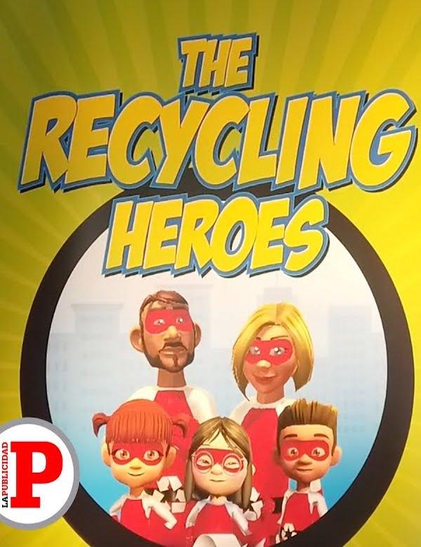 The Recycling Heroes, el nuevo videojuego para concienciar sobre el reciclaje