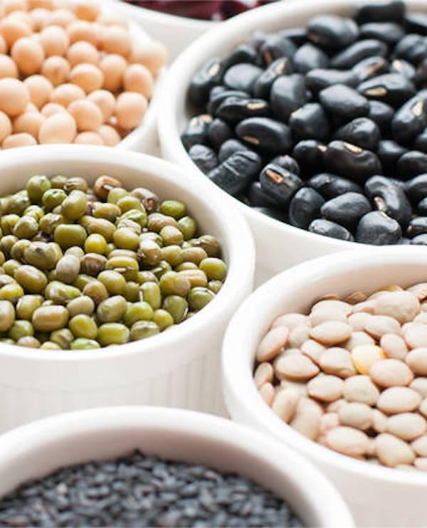 Las 'legumbres' forman parte indivisible de una vida saludable