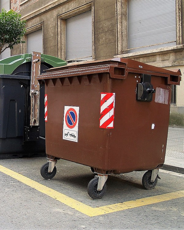 Oviedo incentiva la recogida selectiva de materia orgánica