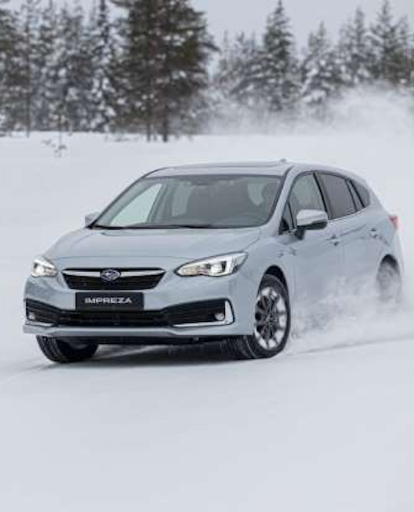 Subaru Impreza versión híbrida