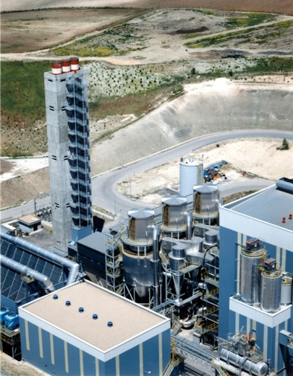 TODOS contra la incineradora de Las Lomas en 2025