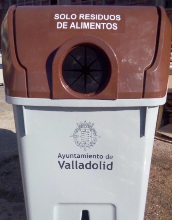 Valladolid 'inmerso' en el intercambio de experiencias para la recogida de residuos orgánicos