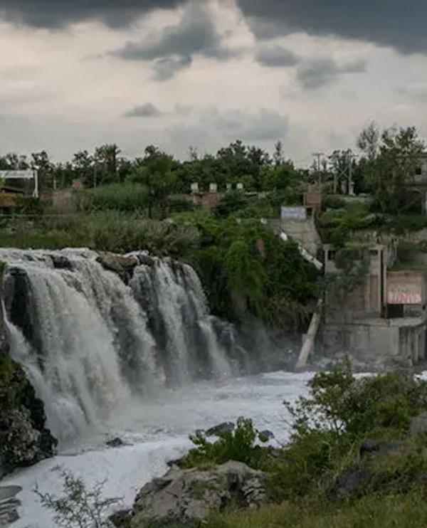México prepara una agenda conjunta para la recuperación del río Santiago