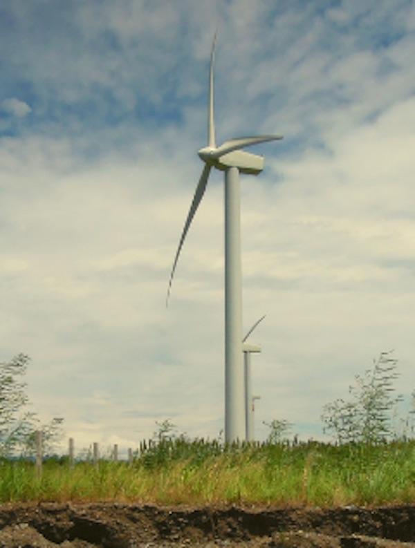 El parque eólico el aerogenerador terrestre más potente de España ya está muy cerca