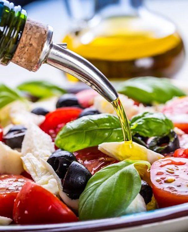 Sin dieta mediterránea 'no hay longevidad'