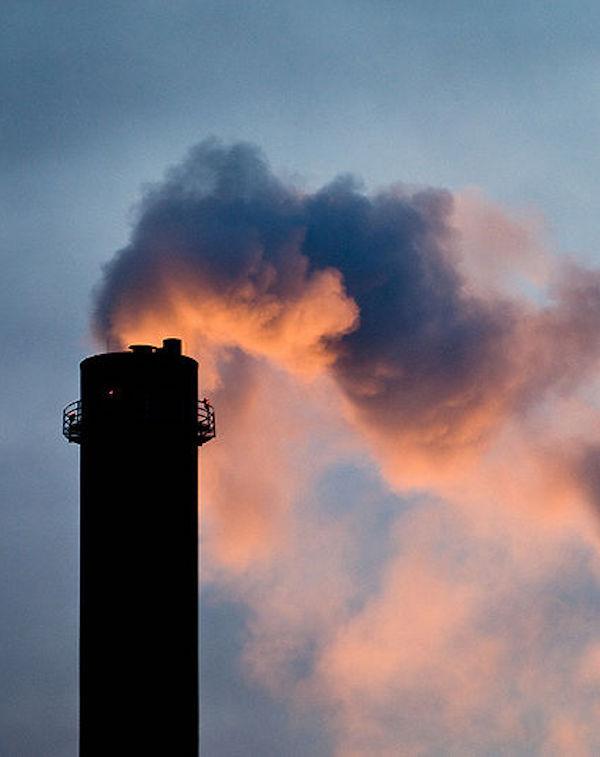 La contaminación por ozono 'mata'
