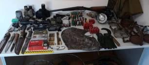 Un delincuente 'pillado' por caza furtiva en Alcalá de los Gazules (Cádiz)