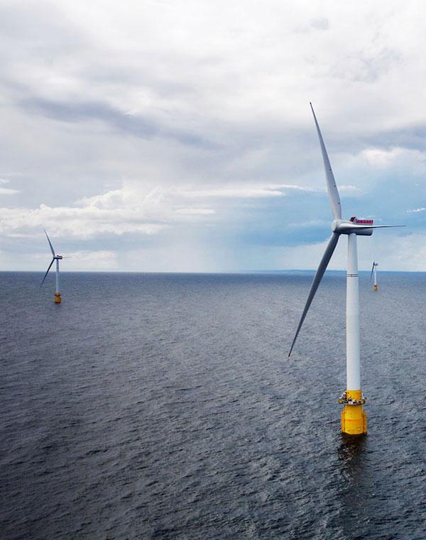 El 'megaproyecto' eólico marino de Iberdrola en Estados Unidos no estará finalmente operativo en 2022