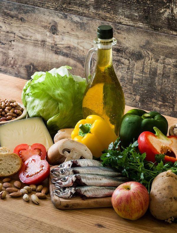 La guía más completa de la dieta mediterránea