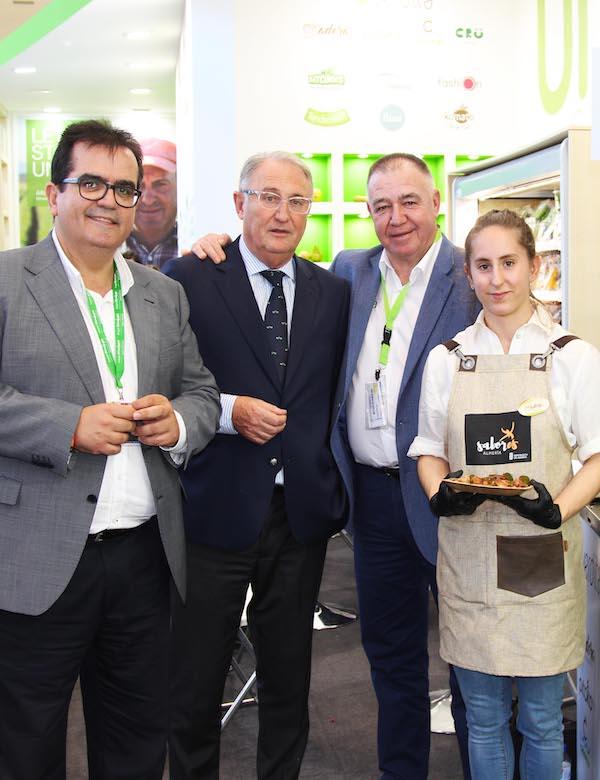 'Sabores Almería' se presentan en BIOFACH para difundir la calidad de la producción ecológica