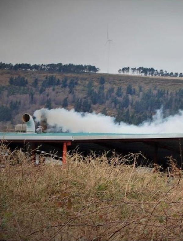 Asturias. Los vecinos de Tineo hartos de la contaminación de la planta de biomasa