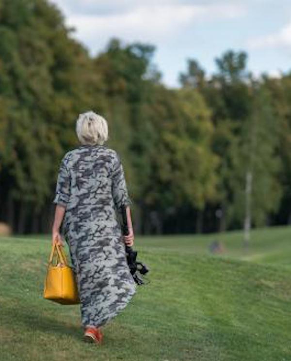 La menopausia puede esperar si vives en vecindarios con zonas verdes