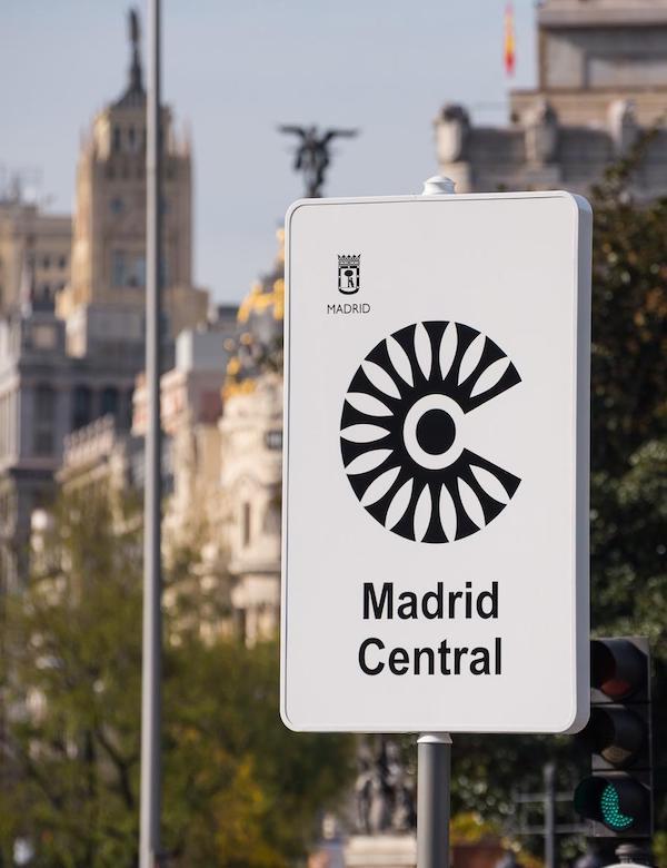 'Más madera' contra el recorte al perímetro de Madrid Central
