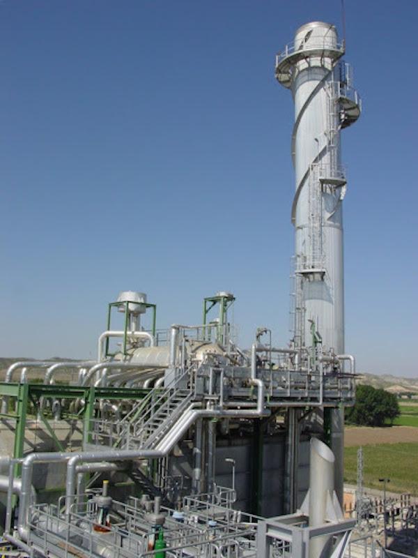 Polémica a cuenta del cálculo para el recorte a las instalaciones de cogeneración