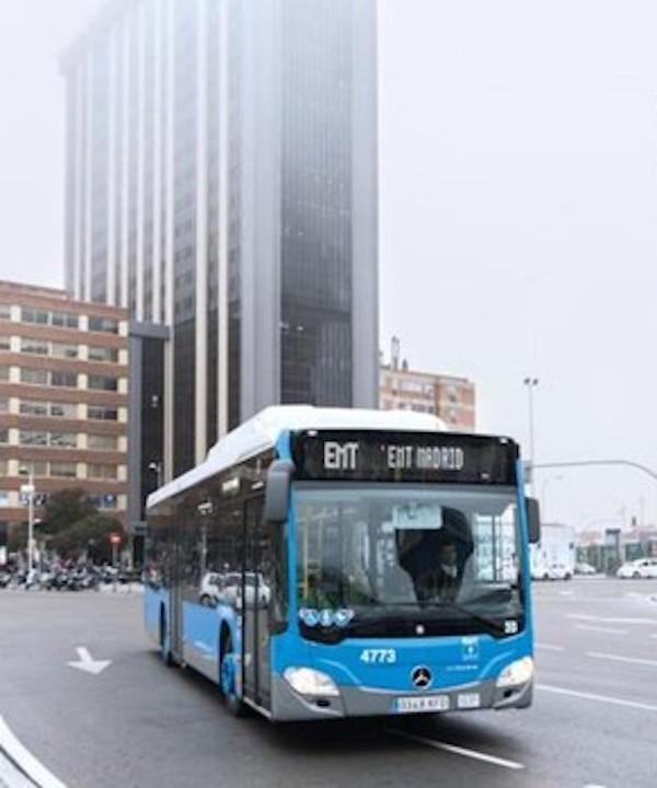 Madrid. Línea gratuita y cero emisiones entre Atocha y Moncloa
