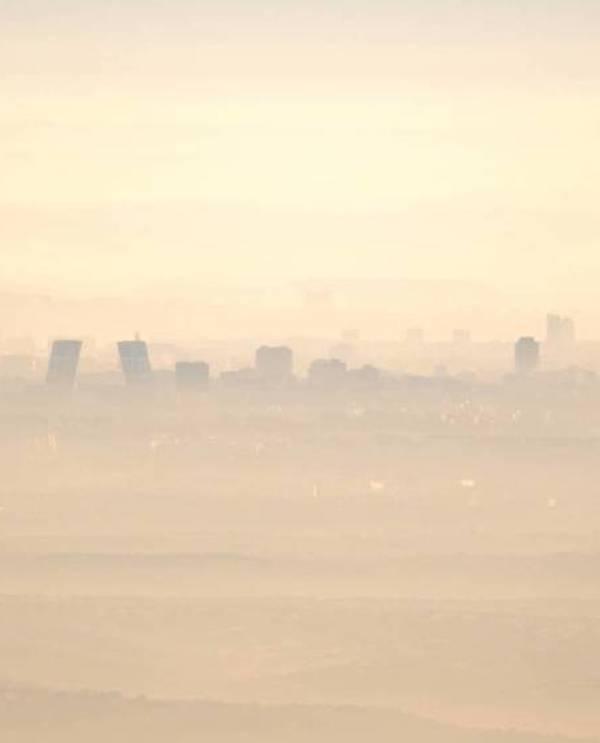 Bastan unas pocas horas a las pequeñas partículas de contaminación aumenta el riesgo de infarto