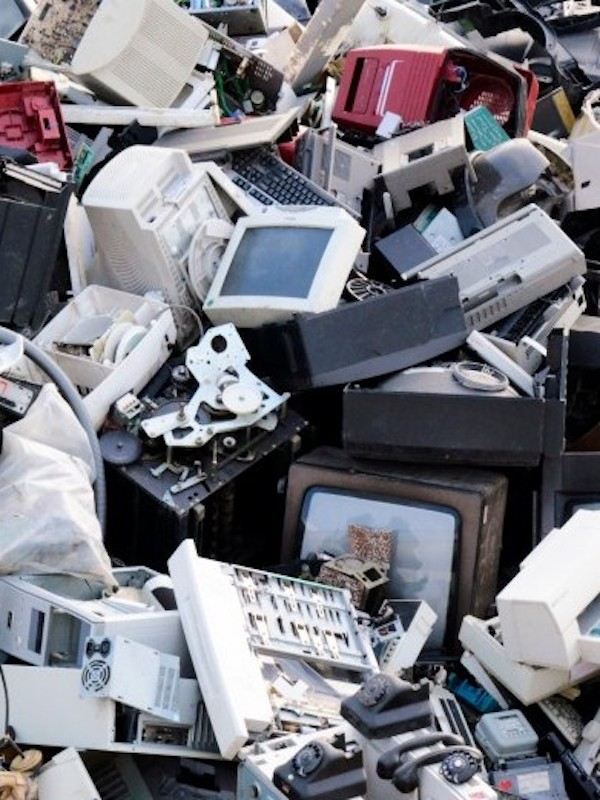México. Baja California y PNUD trabajan conjuntamente para eliminar contaminantes de residuos electrónicos