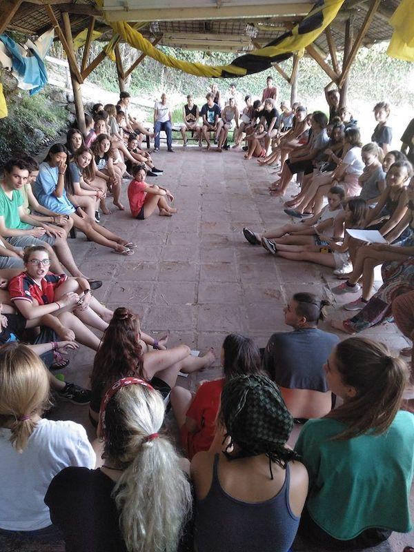 Apúntate a los 'Campamentos de verano de Greenpeace'
