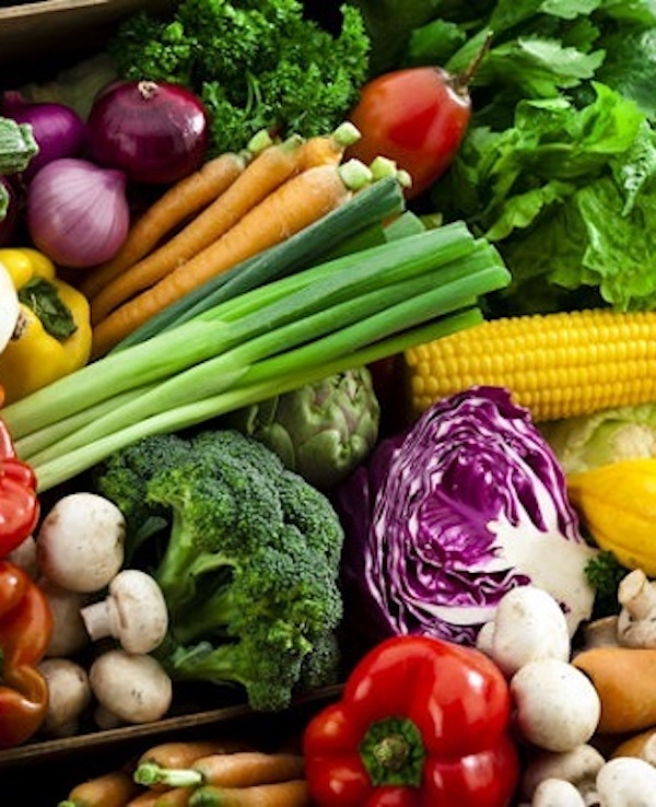Verduras, siempre saludables