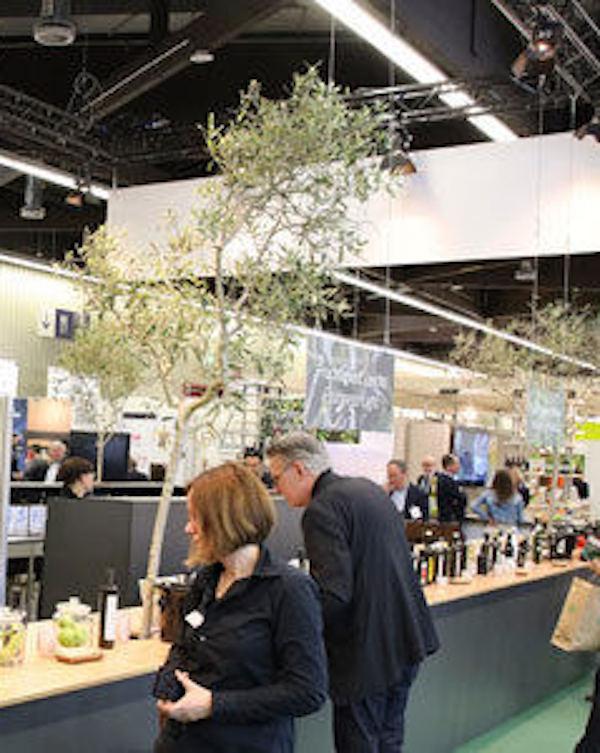 Tres docenas de empresas andaluzas participaron en BioFach 2020