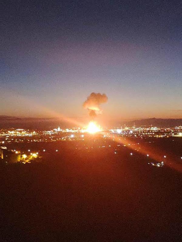 Petroquímica de Tarragona: una industria que mata