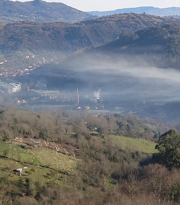 Asturias. Sigue disparada la contaminación del cancerigeno benceno en Oviedo