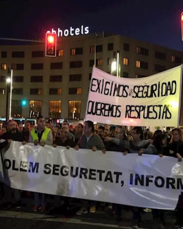 Tarragona dice 'BASTA' tras el accidente de Iqoxe