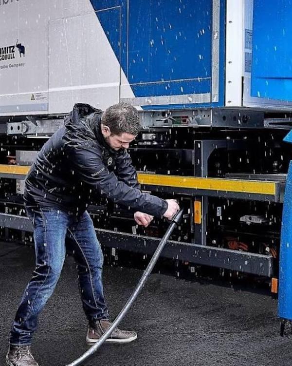 El 50% de los recorridos realizados por camiones en Europa podría hacerse con modelos eléctricos
