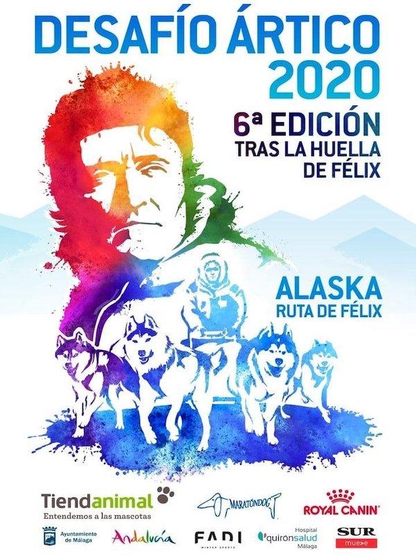 Manuel Calvo homenajeará a Rodríguez de la Fuente en el 40° aniversario de su muerte haciendo la misma ruta por Alaska