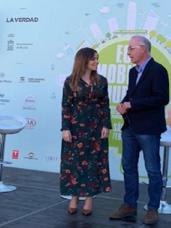 Murcia 'saca pecho' en la muestra en EcoMobility