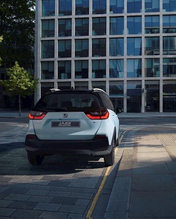 Honda e: Technology
