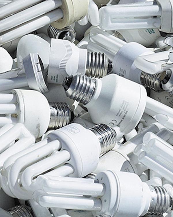 AMBILAMP el 'rey' del reciclaje de lámparas y luminarias