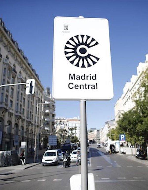 Propuestas para mejorar 'Madrid Central'