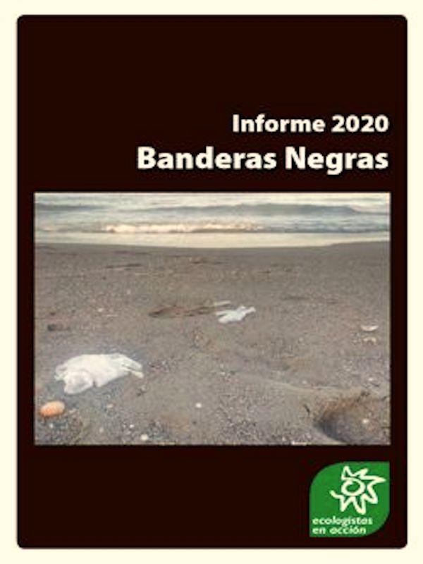 Banderas Negras 2020 en Canarias: se cumplen 15 años de denuncias en nuestras costas