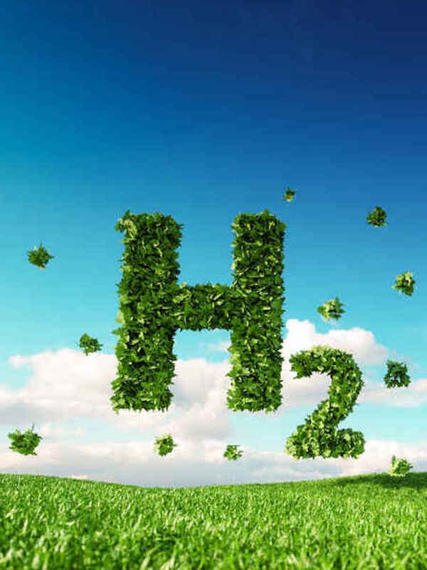 Europa impulsando el hidrógeno en el Pacto Verde