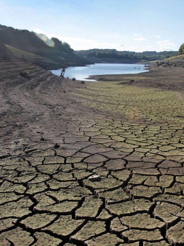 España tiene menos agua que hace 50 años