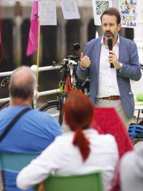 Equo Berdeak cree que 'la ola verde que recorre Francia' llegara a Euskadi