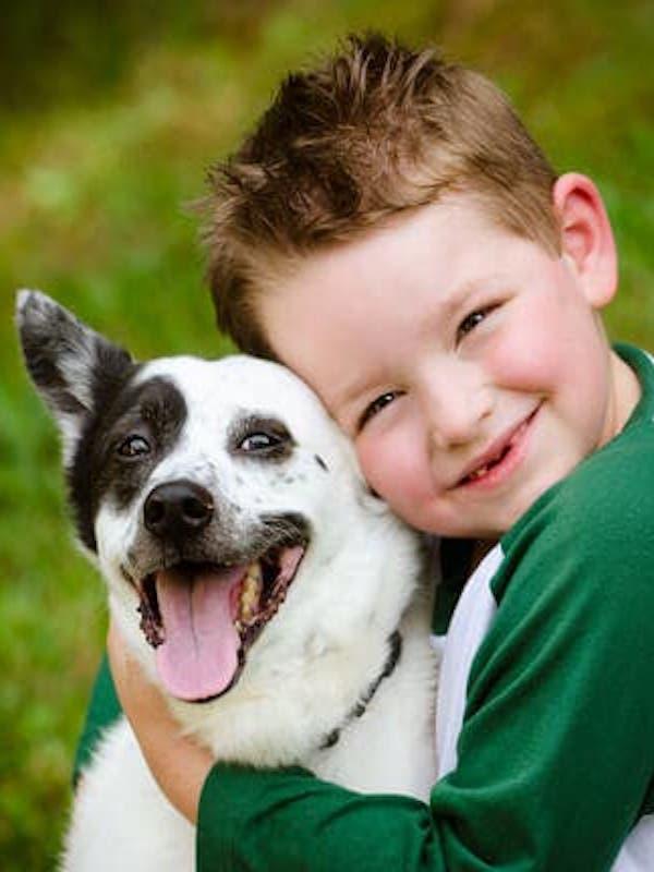 Una mascota fomenta el desarrollo socioemocional de los niños