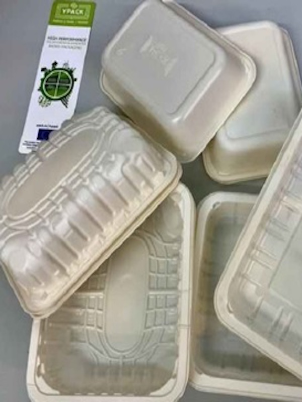 Un proyecto desarrolla envases biodegradables a partir de subproductos de la industria alimentaria