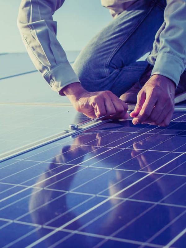 España si quiere y poder puede, tendría 1 millón de tejados con energía solar